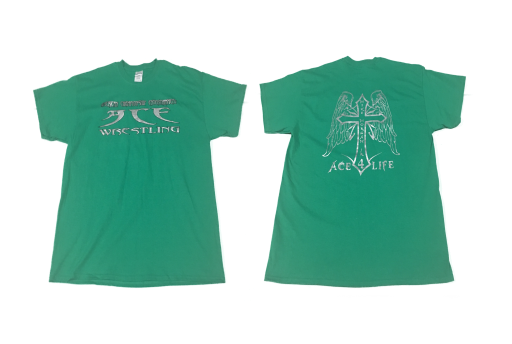 Ace T-Shirts Green